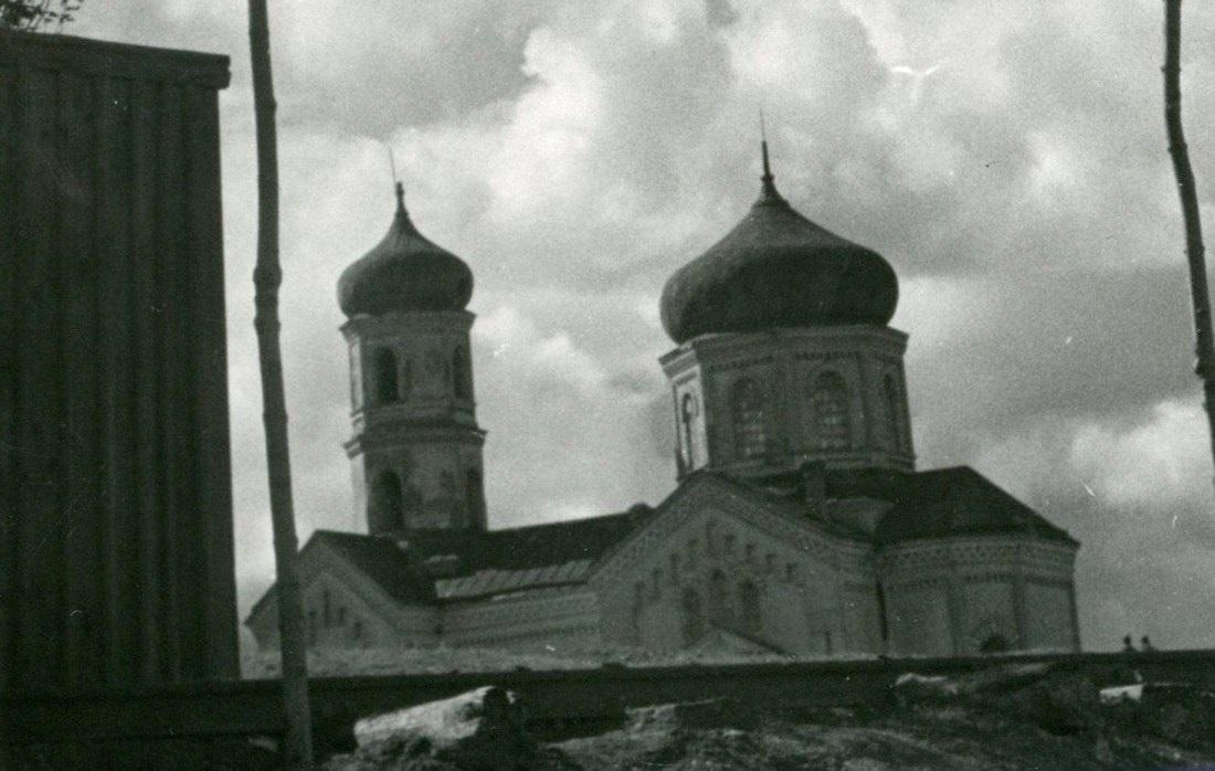Церковь Всех Святых, Артемовск