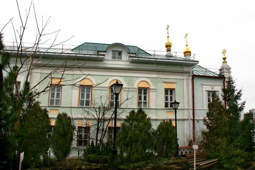 Церковь Андрея Первозванного, Москва