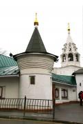 Часовня Силуана Афонского - Москва - Центральный административный округ (ЦАО) - г. Москва