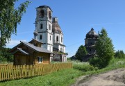 Неизвестная часовня - Ухтома - Вашкинский район - Вологодская область