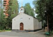 Горки-10. Серафима Саровского, церковь