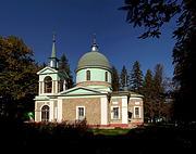Вознесенский Гыржавский мужской монастырь. Собор Вознесения Господня - Гержавка - Каларашский район - Молдова