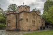Горно Нерези. Монастырь Святого Пантелеимона. Церковь Пантелеимона Целителя