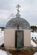 Кылтовский Крестовоздвиженский монастырь. Часовня - Кылтово - Княжпогостский район - Республика Коми