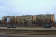 Церковь Георгия Победоносца при Областном клиническом госпитале ветеранов войн - Самара - г. Самара - Самарская область