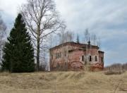 Костромская область, Островский район, Погост, урочище, Церковь Илии Пророка