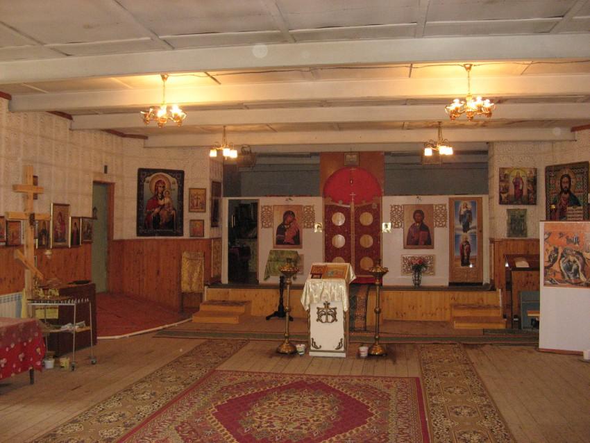 Церковь Илии Пророка, Прости