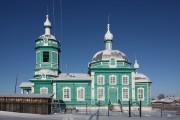 Иткуль. Николая Чудотворца, церковь