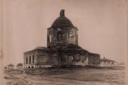 Ивановка. Спаса Преображения, церковь
