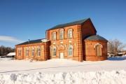 Неизвестная церковь - Бураши - Кильмезский район - Кировская область