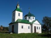 Церковь Троицы Живоначальной (новая) - Большая Верейка - Рамонский район - Воронежская область