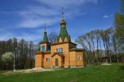 Церковь Воздвижения Креста Господня - Павловка - Унечский район - Брянская область