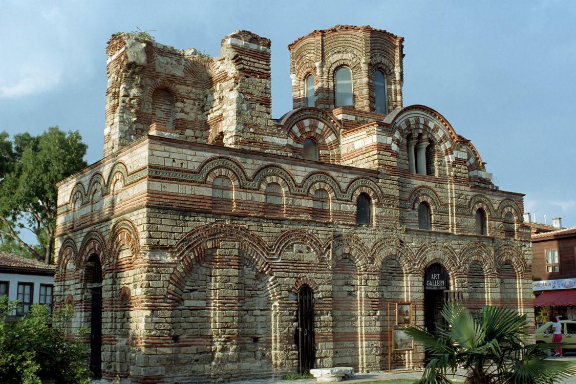 Церковь Спаса Вседержителя, Несебыр