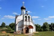 Церковь Михаила Архангела - Архангельского совхоза, посёлок - Наро-Фоминский район - Московская область
