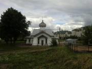Церковь Сошествия Святого Духа - Санкт-Петербург - Санкт-Петербург, Колпинский район - г. Санкт-Петербург