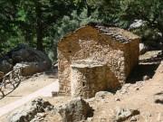 Церковь Николая Чудотворца в ущелье Самарья - Самарья, ущелье - Крит (Κρήτη) - Греция