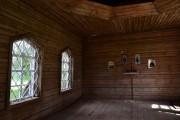 Часовня Спаса Нерукотворного Образа - Фефилово - Сокольский район - Вологодская область