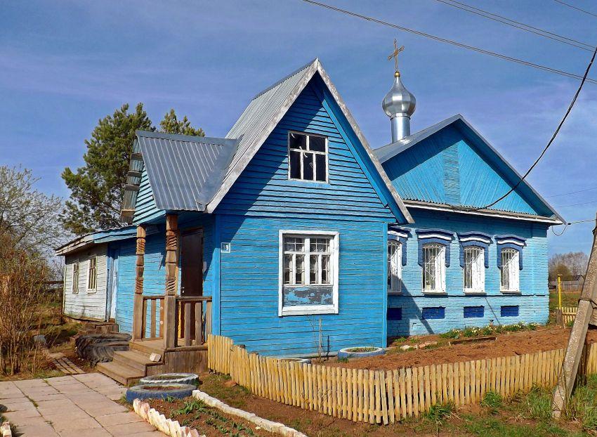 Церковь Троицы Живоначальной, Филиппово