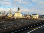 Церковь Александра Невского - Апраксин - Кировский район - Ленинградская область