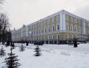 Смоленск. Неизвестная церковь при Мужской Классической Гимназии