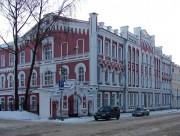Смоленск. Неизвестная церковь при Александровском Реальном Училище
