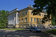 Чернигов. Неизвестная церковь при мужской гимназии