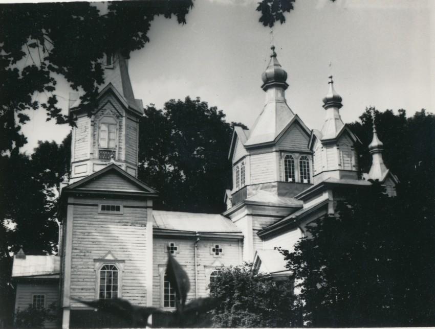 Церковь Георгия Победоносца, Веснянка
