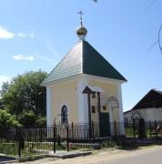Часовня Николая Чудотворца - Горицы - г. Навашино - Нижегородская область