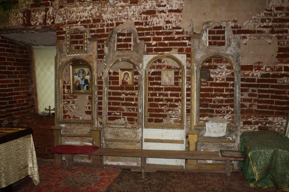 Церковь Рождества Пресвятой Богородицы, Кожино, что при Кашинке, урочище