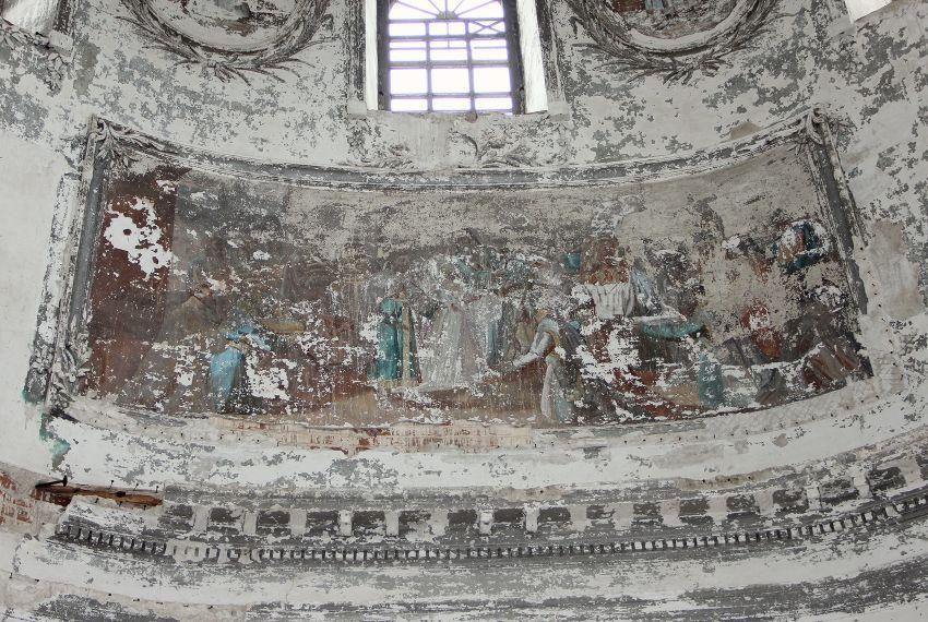 Церковь Успения Пресвятой Богородицы, Святица