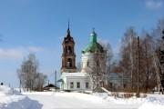 Церковь Троицы Живоначальной - Елгань - Унинский район - Кировская область