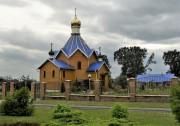 Видомля. Покрова Пресвятой Богородицы, церковь