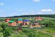 Иоанно-Богословский Макаровский мужской монастырь. Дальняя пустынь - Макаровка - г. Саранск - Республика Мордовия
