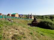Макаровка. Иоанно-Богословский Макаровский мужской монастырь. Дальняя пустынь