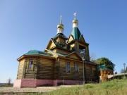 Макаровка. Иоанно-Богословский Макаровский мужской монастырь. Церковь Николая Чудотворца