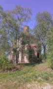 Церковь Троицы Живоначальной - Троица - Виноградовский район - Архангельская область
