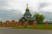 Церковь Спаса Преображения - Красный Октябрь - Каргапольский район - Курганская область