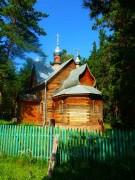 Церковь Николая Чудотворца - Нижнекаменка - Ордынский район - Новосибирская область