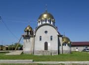 Церковь Димитрия Солунского - Упраздно-Кагальницкий - Константиновский район - Ростовская область