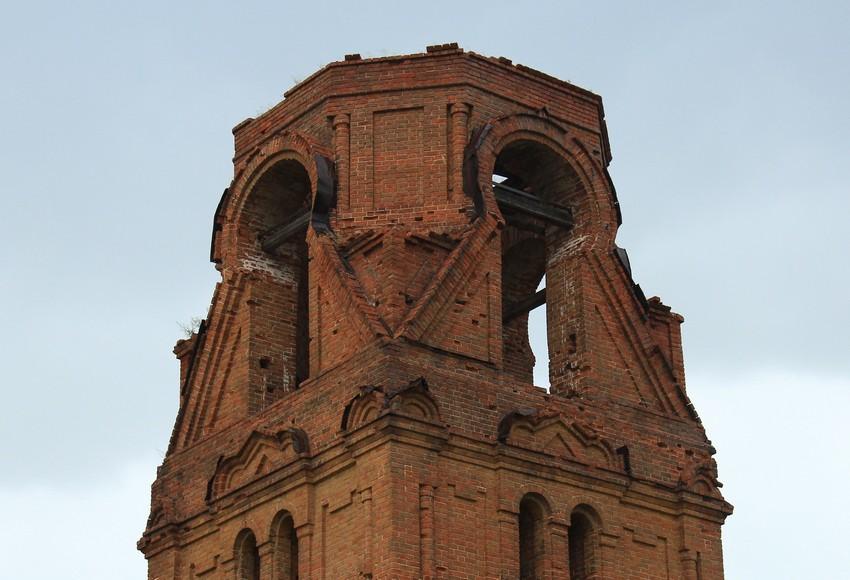 Церковь Михаила Архангела, Дергачи