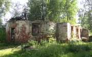 Церковь Димитрия Солунского - Дмитриевское - Краснобаковский район - Нижегородская область