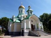 Церковь Александра Невского - Зубчаниновка - г. Самара - Самарская область