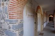 Монастырь Хиландар - Афон (Ἀθως) - Айон-Орос (Άγιον Όρος) - Греция