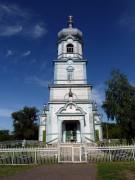 Церковь Казанской иконы Божией Матери - Заплавное - Борский район - Самарская область