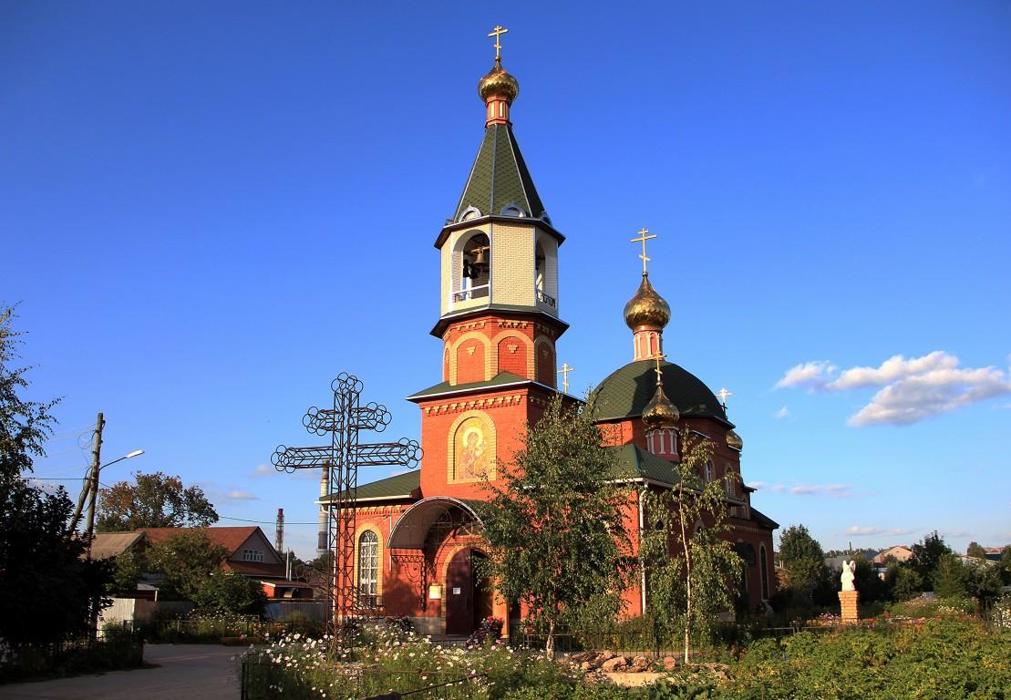 ... Церковь Иверской иконы Божией Матери: sobory.ru/photo/255310
