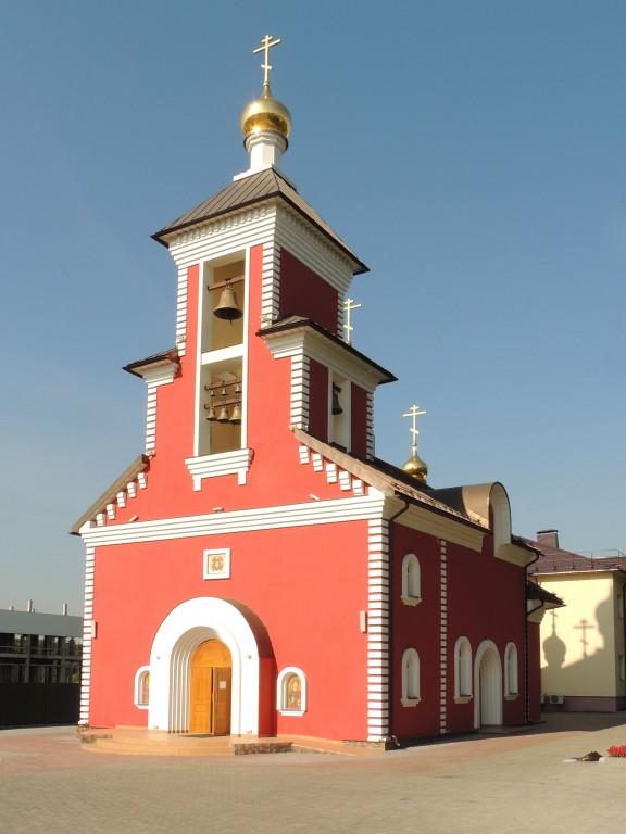 Церковь Александра Невского-Видное-Ленинский район-Московская область