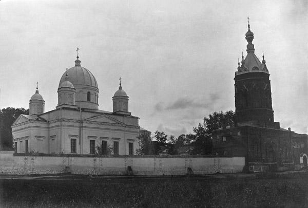 Николаевский Староторжский монастырь. Колокольня, Галич