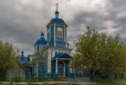 Церковь Покрова Пресвятой Богородицы - Волчанка - Красноармейский район и г. Чапаевск - Самарская область
