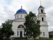 Церковь Владимира равноапостольного - Владимировка - Хворостянский район - Самарская область