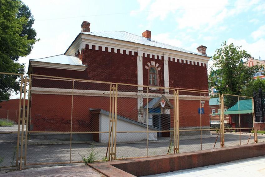Симбирский Спасский женский монастырь, Ульяновск